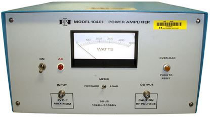 Picture of ENI 1040L 10 Khz-500 Khz 400 Watt RF Amp