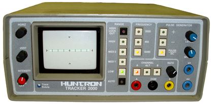 Picture of Huntron Tracker 2000 Troubleshooter