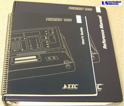 Picture of Acterna/TTC Fireberd 6000 Manuals