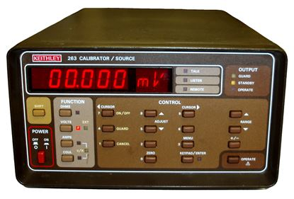 Picture of Keithley 263 5.5 Digit Calibrator Source