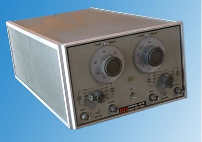 Picture of Krohn-Hite Model 3202 Tunable Dual Variable Filter