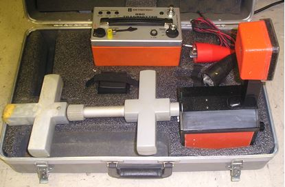 Picture of Metrotech Model 850 Cable Locater