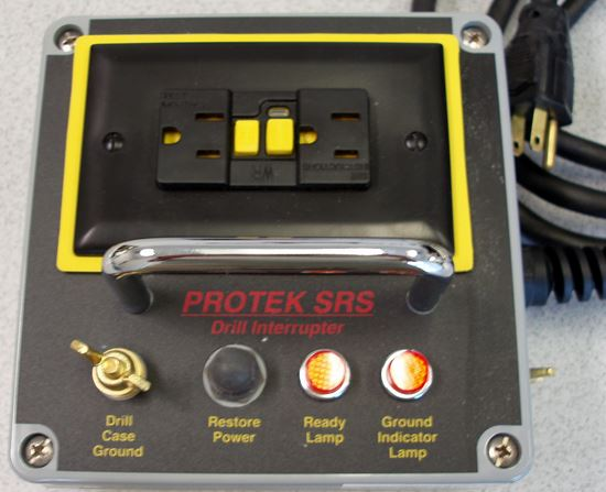 Picture of PROTEK SRS Drill Interrupter