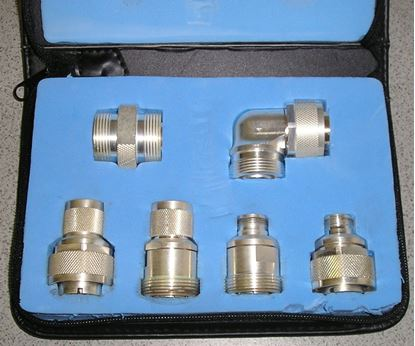 Picture of 7/16 Din Adapter Kit
