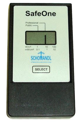 Picture of Schomandl Safe One Personal RF Monitor