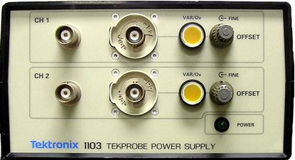 Picture of Tektronix 1103 Tekprobe Power Supply