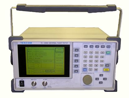 Picture of Tescom TC-2000A Universal Pager Tester