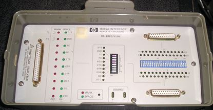 Picture of Agilent/HP 18179A RS232C/V.24 Interface Pod