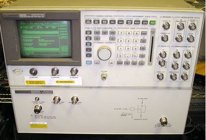 Picture of Agilent/HP 8922G GSM/DCS/PCS MS Test Set