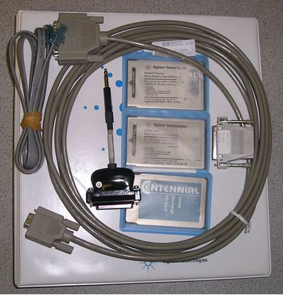 Picture of Agilent/HP E6389A Nortel Base Station Test Software