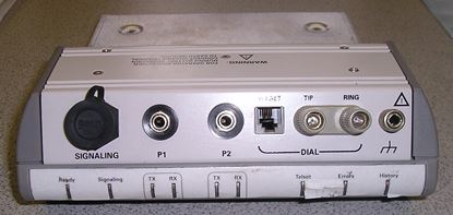 Picture of Agilent/HP N1625A DSL TIMS Test Module