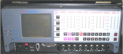 Picture of Ameritec AM2-D Bulk Call Generator