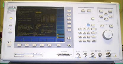 Picture of Anritsu MT8802A Radio Communications Analyzer