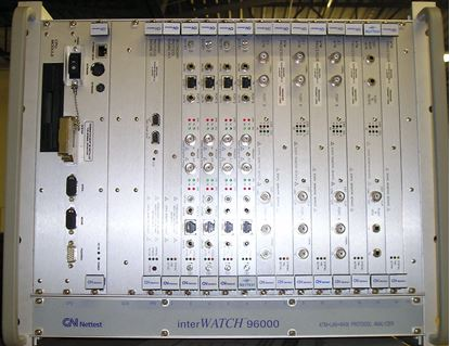 Picture of GNNettest Interwatch 96000 System