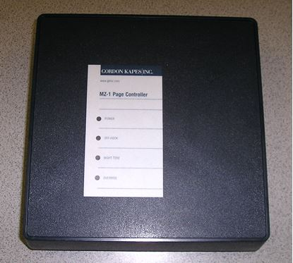 Picture of Gordon Kapes MZ-1 Page Controller