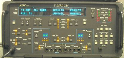 Picture of Acterna 224 + options ISDN
