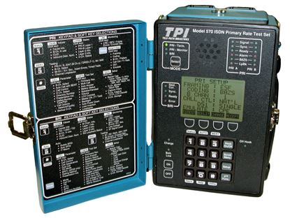 Picture of JDSU/Acterna TPI 570 ISDN Primary Rate Test Set