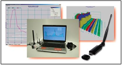 Picture of Kaltman Creations AirSleuth 2.4 GHz Pro Wi-FI WLAN Analyzer