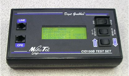 Picture of Metrotel CID150B Digit Grabber Test Set
