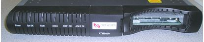 Picture of Network Associates ATMBook Base Unit