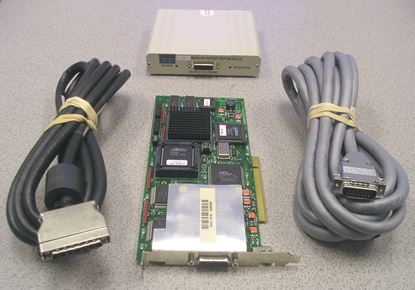 Picture of Network Associates NIC-HSSI-NA Interface Card