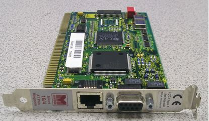 Picture of Network Associates NIC-TRXX-NA-100 Token Ring Card