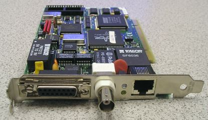 Picture of Network Associates NIC-ENTX-NA Interface Card