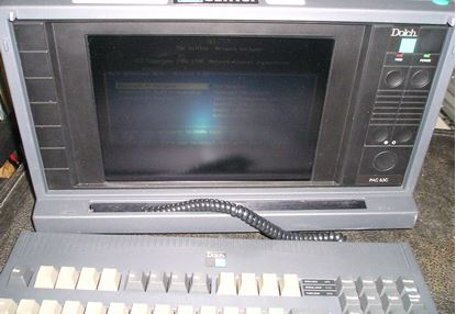 Picture of Network Associates Sniffer Ethernet-IV Analyzer