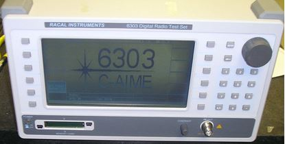Picture of Racal 6303 C-AIME cdmaOne Base Station Emulator