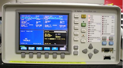Picture of Agilent/HP 37718C/2/12/104/601/UK6