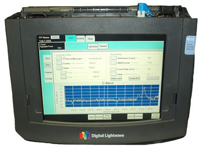 Picture of Digital Lightwave NIC ONA 1550 nm Optical Spectrum Analyzer