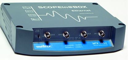 Picture of AEMC MTX1054BW-PC 150 MHz 4 Channel PC Based Oscilloscope with WiFi