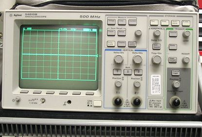 Picture of Agilent/HP 54610B 500 Mhz