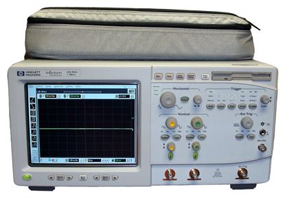 Picture of Agilent/HP 54810A 2 Channels 500 MHz Infiniium Oscilloscope