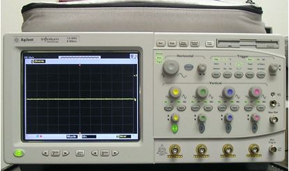 Picture of Agilent/HP 54845A 4 Channel 1.5 GHz Infiniium Oscilloscope