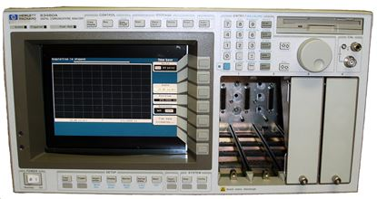 Picture of Agilent/HP 83480A Digital Communications Analyzer