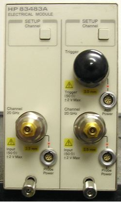 Picture of Agilent/HP 83483A