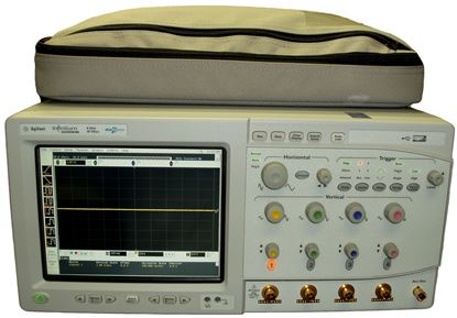 Picture of Agilent/HP DSO80604B 6 GHz 4 Channel Infiniium Oscilloscope