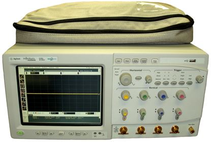 Picture of Agilent/HP DSO80804B 4 Channel 8 GHz Oscilloscope