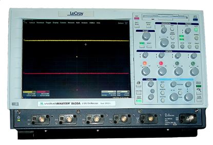 Picture of LeCroy Wavemaster 8620A 4 Channel 6 GHz Oscilloscope