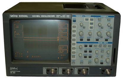Picture of Lecroy 9350AL 500 MHz 2 Channel Oscilloscope