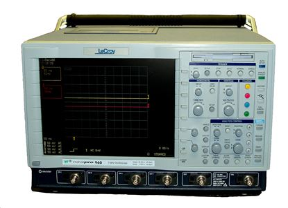 Picture of Lecroy Wavepro 960 4 Channel 2 GHz Oscilloscope