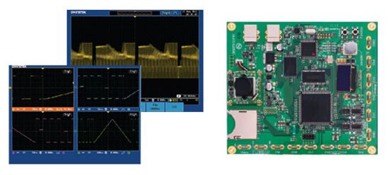 Picture of Instek GBD-03 Oscilloscope Education And Training Kit