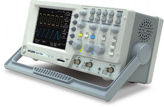 Picture of Instek GDS-1062 60 MHz 2 Channel Oscilloscope with USB