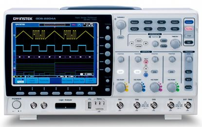 Picture of Instek GDS-2104A 100 MHz 4 Channel Oscilloscope