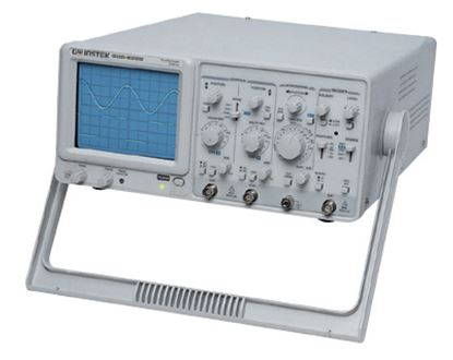Picture of Instek GOS-653G 50 MHz Dual Channel Oscilloscope
