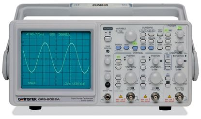 Picture of Instek GRS-6052A 50 MHz Dual Channel Storage Oscilloscope
