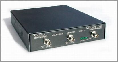 Picture of Madell 100 MHz Network Oscilloscope