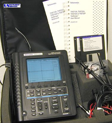 Picture of Tektronix THS720A 100 MHz 2 Channel Oscilloscope