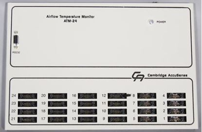 Picture of Cambridge Accusense ATM-24 Airflow Temperature Monitor
